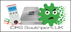 CRS Southport UK Portable Appliance Testing